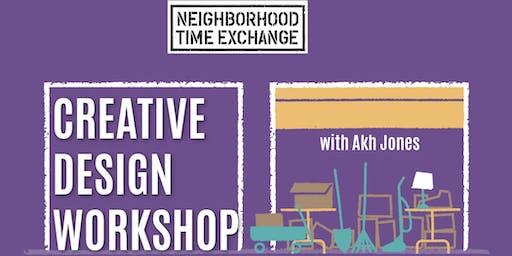 Free! Creative Design Workshop