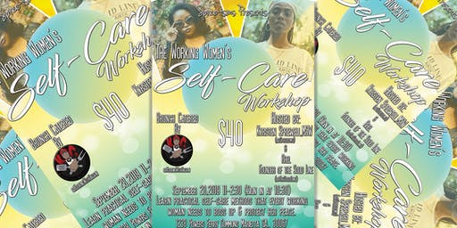 Working Women's Self-Care Workshop