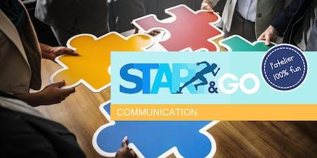 Start & Go Communiquez avec authenticité billets