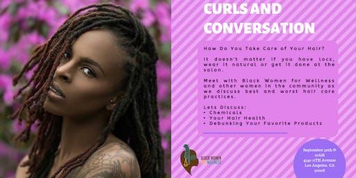 Curls and Conversation: Hair Health 101