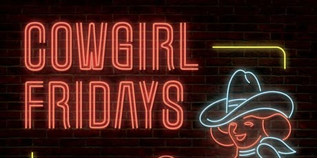 Cowgirl Friday @ Rock 'N' Horse Saloon tickets