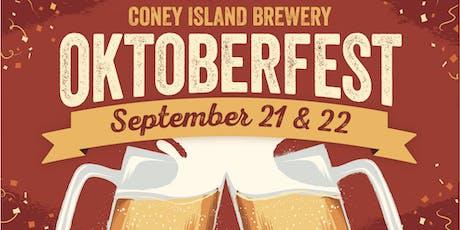 Oktoberfest @ Coney Island Brewery tickets