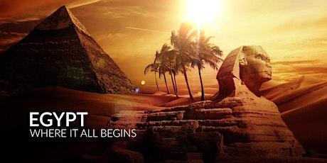 """#NxlevelTravel Presents """"Pyramids & Hieroglyphs"""" in EGYPT 2020 tickets"""