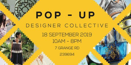 POP UP Designer Collective by MAH tickets