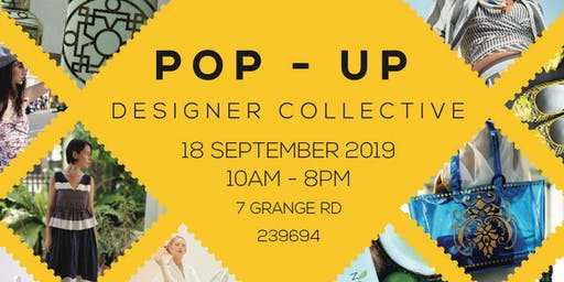 POP UP Designer Collective by MAH