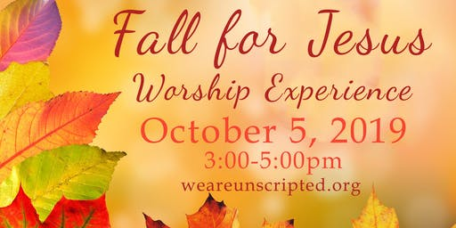 Fall for Jesus - A Worship Experience