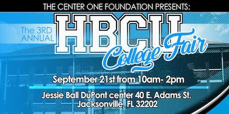 3rd Annual HBCU College Fair tickets