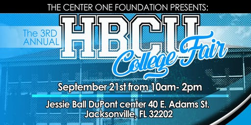 3rd Annual HBCU College Fair