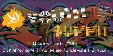 DC Youth Summit tickets