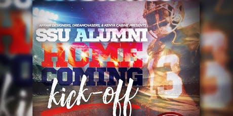 Alumni Kickoff 2019!!!! tickets