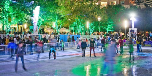 The ICE at Discovery Green® powered by Green Mountain Energy®