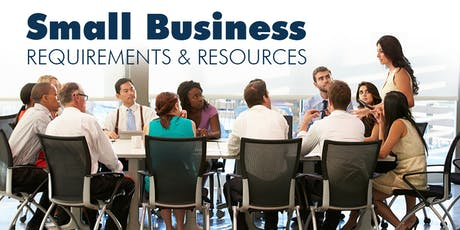 Small Business Requirements & Resources Workshop - Spokane County tickets