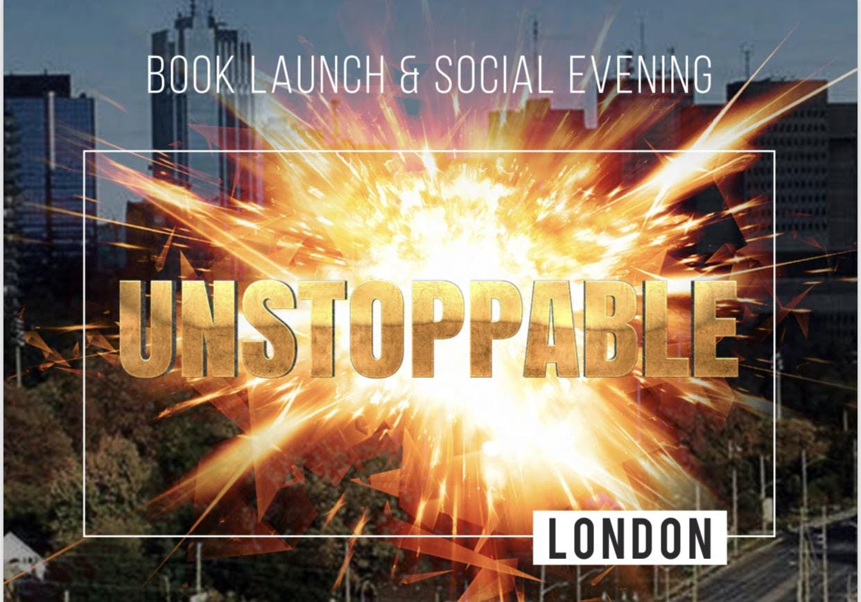 Unstoppable  - London 2019