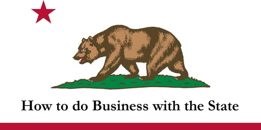 SANTA ROSA: Do Business with the State of California and Become Small Business Certified