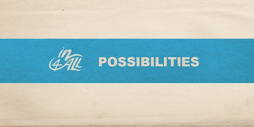 Possibilities! An In4All Event