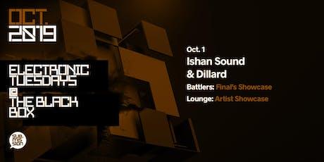 Ishan Sound & Dillard at Sub.mission Electronic Tuesdays tickets
