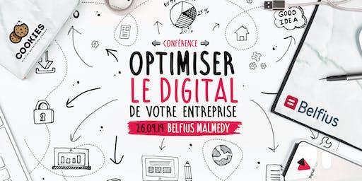 Conférence - Optimiser le digital de votre entreprise
