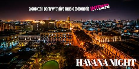Havana Night featuring Band Central's Latin Allstars & INTEMPO Students  tickets
