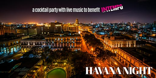 Havana Night featuring Band Central's Latin Allstars & INTEMPO Students