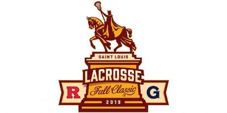 Saint Louis Lacrosse Fall Classic Clinic 2019 tickets