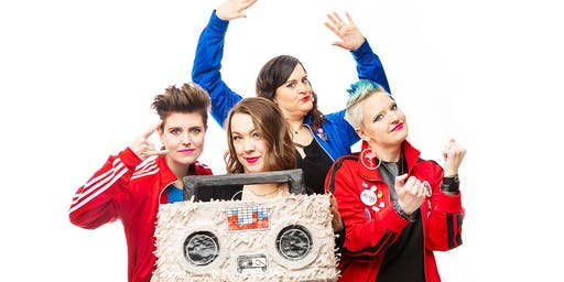 She's Crafty: All Female Beastie Boys Tribute
