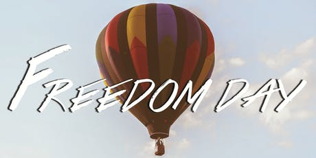 Freedom Day: October 2019 tickets