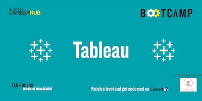 Tableau Bootcamp: Level 1