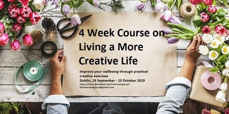 Introduction To Living a More Creative Life tickets