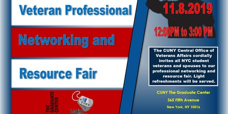 2019 CUNY Professional Networking and Resource Fair tickets