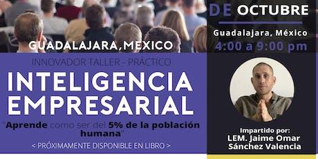 INTELIGENCIA EMPRESARIAL - (MKT, PUBLICIDAD, VENTAS, ANUNCIOS, ETC.) boletos
