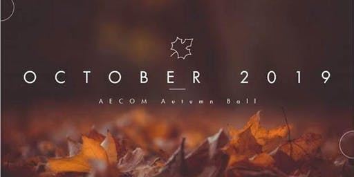 AECOM Autumn Ball 2019