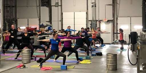 Untapped Yoga with Kristen to Benefit Cradles to Crayons