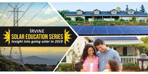 Irvine Solar Education Series