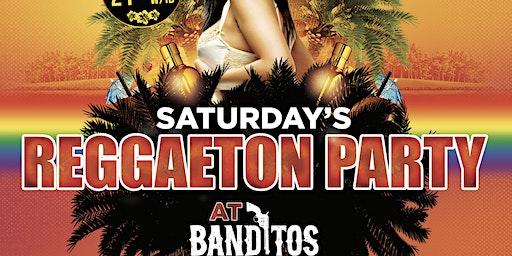 Reggaeton Party @Banditos!