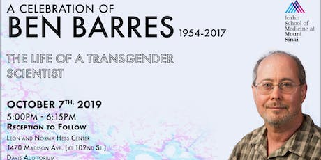 A CELEBRATION OF BEN BARRES: The Life of a Transgender Scientist tickets