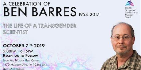 A CELEBRATION OF BEN BARRES: The Life of a Transgender Scientist tickets