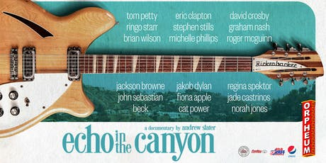 Echo in the Canyon tickets