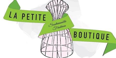 Sustainable Fashion: A Fashion Revolution @ La Petite Boutique tickets