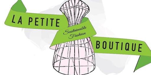 Sustainable Fashion: A Fashion Revolution @ La Petite Boutique