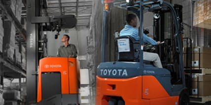 Atlanta Technical College Forklift Training and Certification Evening  (Monday - Thursday Class)