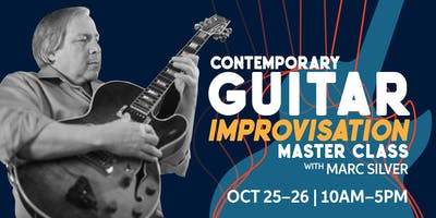 Contemporary Guitar Improvisation with Marc Silver