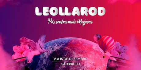 LeollaRod 2019 ingressos