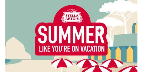 Stella Artois Summer Like You're on Vacation Boat Party tickets