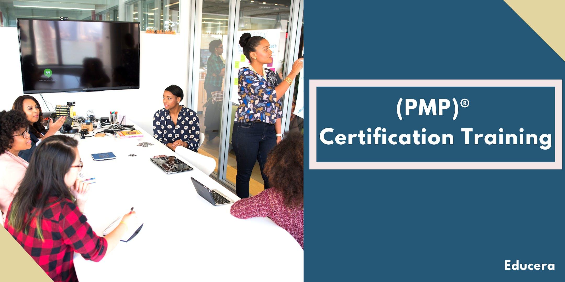 PMP Certification Training in Saint-Eustache, PE