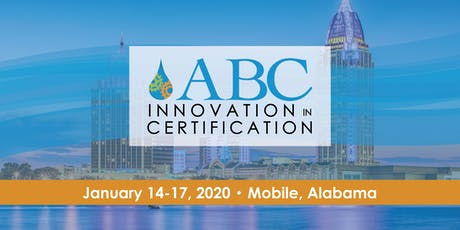 Innovation in Certification 2020 tickets