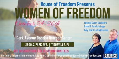 Women's of Freedom tickets