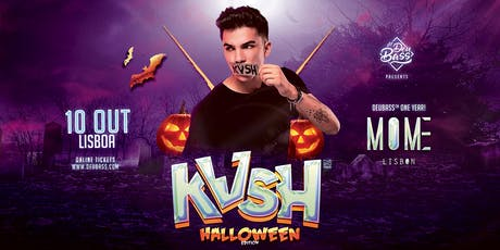 Deu Bass® One Year - Halloween tickets