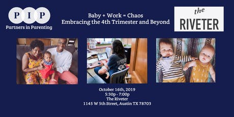 Baby + Work = Chaos tickets