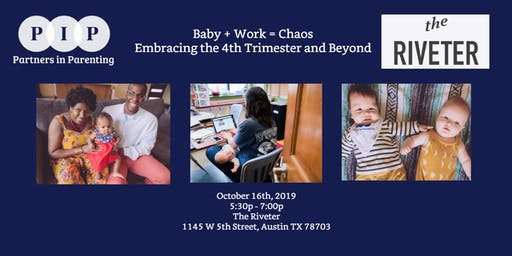 Baby + Work = Chaos