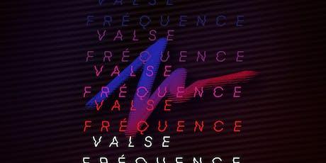 Valse Fréquence - Lancement EP/ 5@7 à l'Esco billets